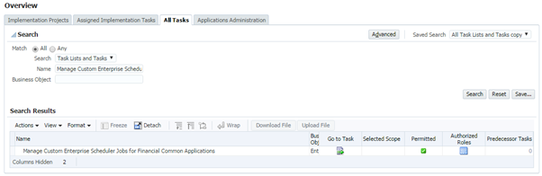 Create ESS Job in fusion for BIP Report | Clarity Consulting